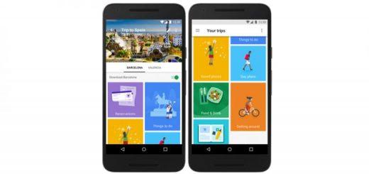 Aplikasi Google Trips. (Dok. Google)