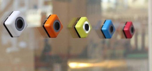 Kamera Podo pun hadir dalam aneka variasi warna (Podolabs)