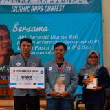 universitas-gunadarma-juara-1-pada-kompetisi-perangkat-lunak-islamic-apps-contest-2016